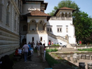 Cotroceni Palace tourism destinations